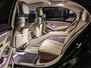 Mercedes S550 | Luxury Ride | NYC