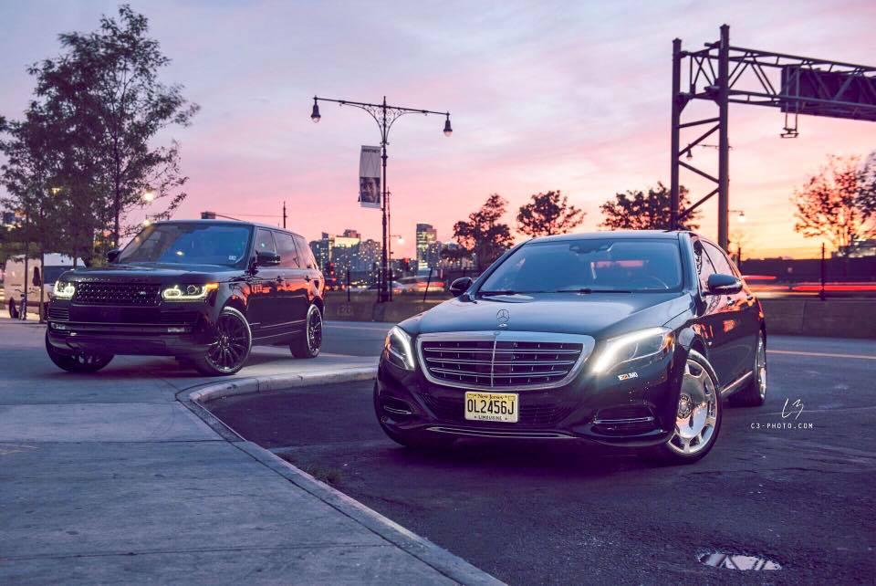 Mercedes S550 | Luxury Ride | NYC